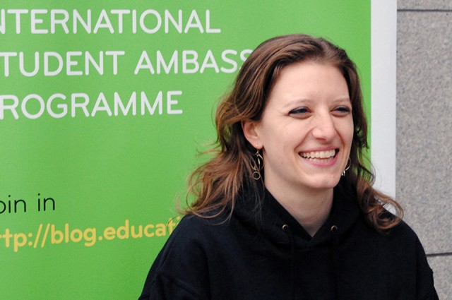 UL Ambassador Kelly Milford