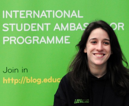 UCC Ambassador Kerri Blanchard