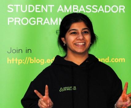 WIT Ambassador Radhika Loomba