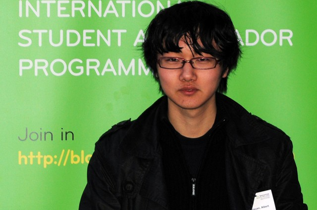 Sun Guoxuan (Albert)