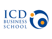 ICD Business School logo