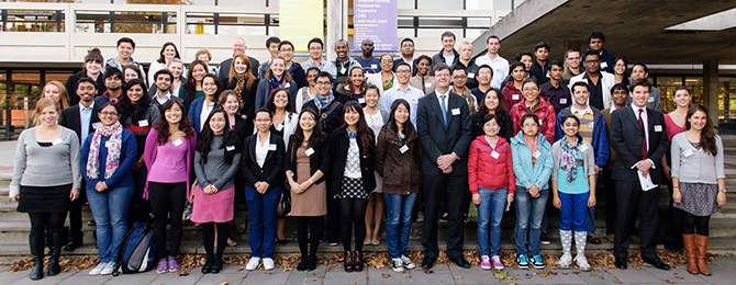 UCD Scholarship event
