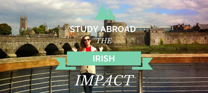 International study: the Irish impact