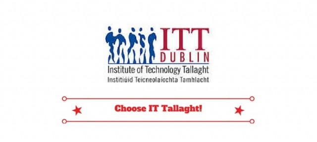 IT Tallaght: Why I did ITT!