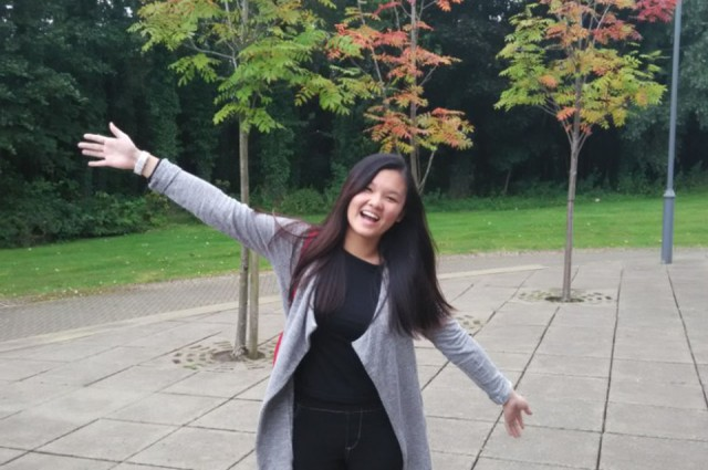 Steffi Sung YiChuah