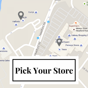 2. Pick Your Store