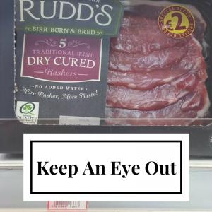 4. Keep An Eye Out