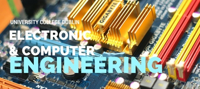 MEngSc Electronic & Computer Engineering at UCD