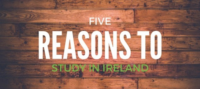 Five benefits to studying in Ireland