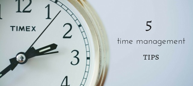 Five time management tips for study abroad college students