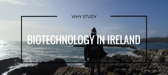 Studying biotechnology in Ireland