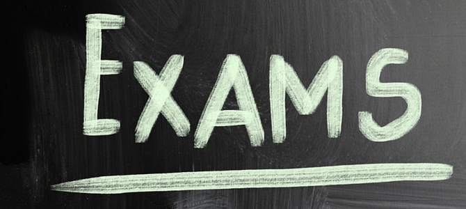 Four ways to beat exam stress