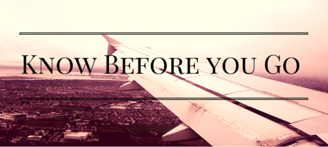 Study abroad: what to know before you go