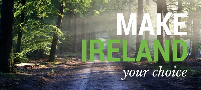 Choosing Ireland: top-class education, ICT opportunities and the best people in the world
