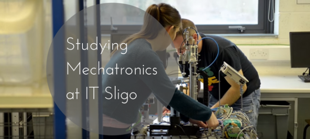 What Mechatronics Engineering at IT Sligo can offer you