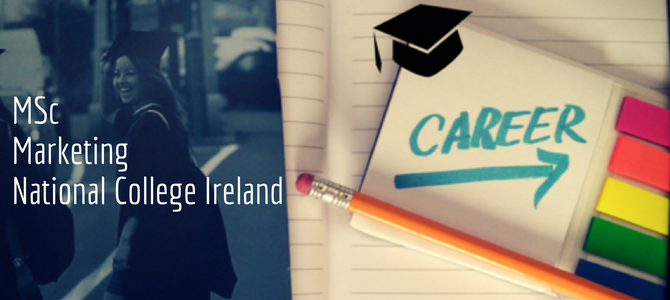MSc Marketing at National College of Ireland