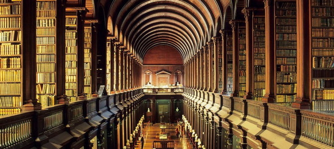 Getting involved with law societies at Trinity College Dublin