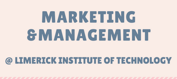 Infographic: Marketing & Management at LIT