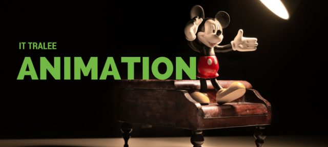 BA in Animation, Visual Effects and Motion Design at IT Tralee