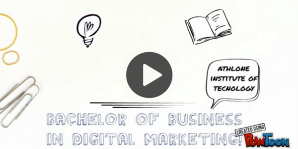 Video: Digital Marketing at Athlone Institute of Technology