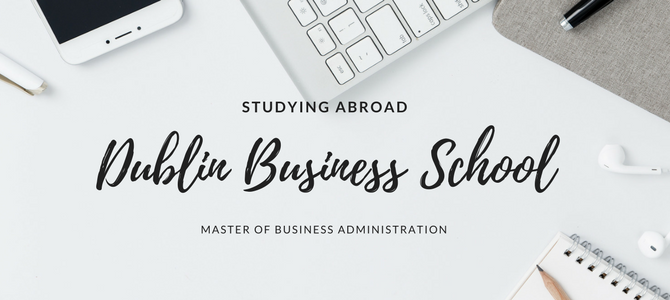 What's it like to study abroad at Dublin Business School?