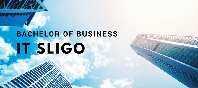 The Bachelor of Business add-on at IT Sligo