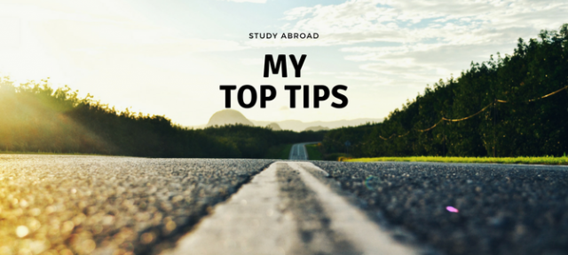 Four tips for success while studying abroad