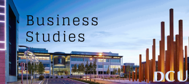 What's so unique about the DCU Business Studies degree?