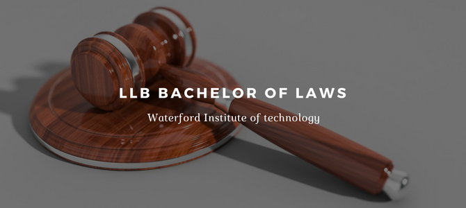 Choosing a LLB Bachelor of Laws at WIT, a decision I will not regret