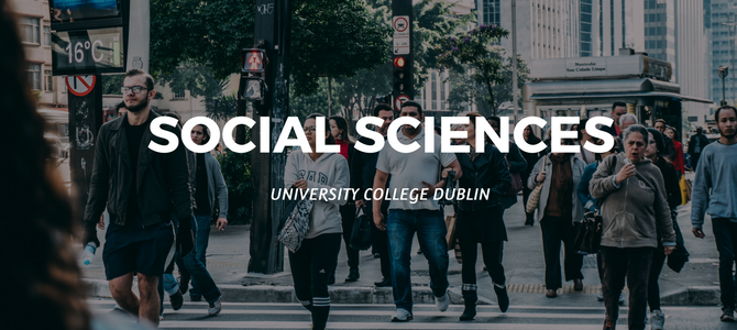 Social Science at UCD