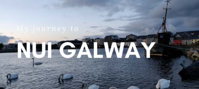 My journey from India to NUI Galway