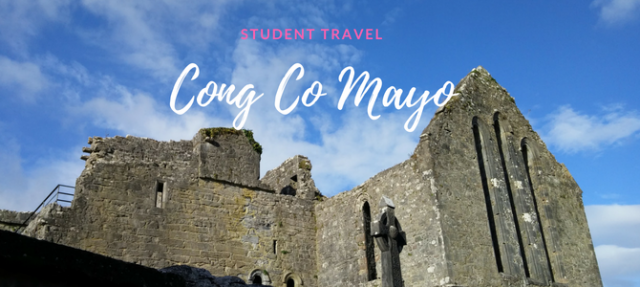 Student travel: exploring Cong, Co Mayo