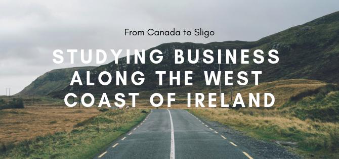 Getting your Bachelor of Business at IT Sligo
