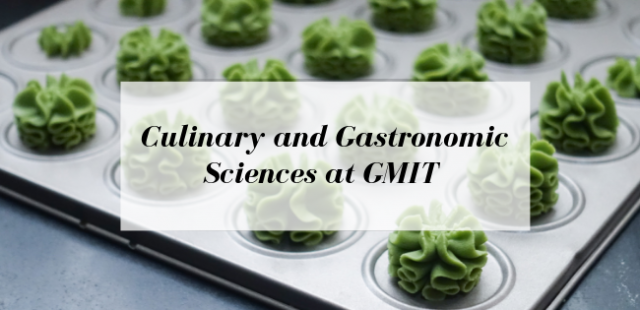 Culinary and Gastronomic Sciences at Galway-Mayo Institute of Technology