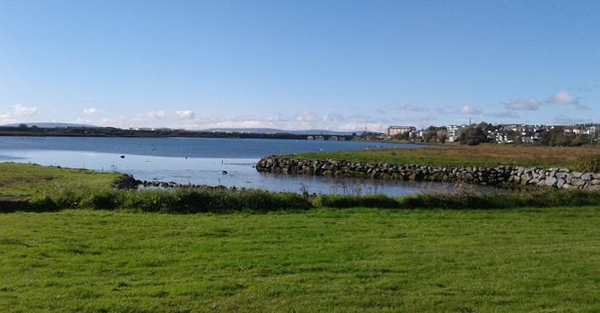 Waterside in Galway