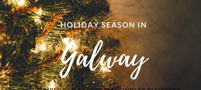 Five reasons why Galway is the best during the holiday season