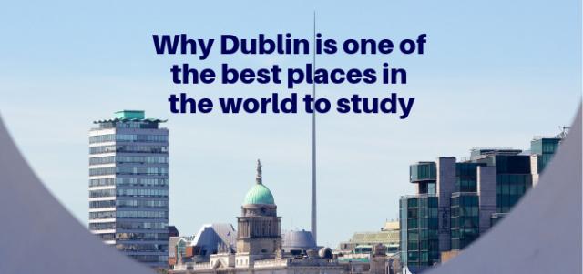 Why I chose Ireland