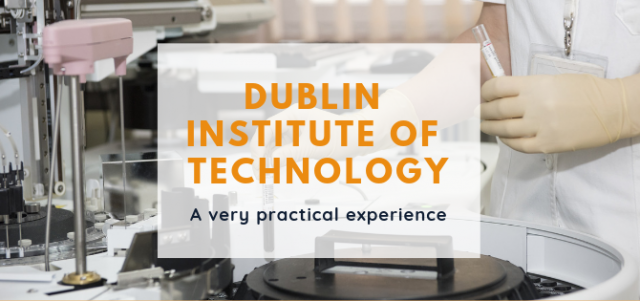 Why the TU Dublin City Campus (formerly DIT)?