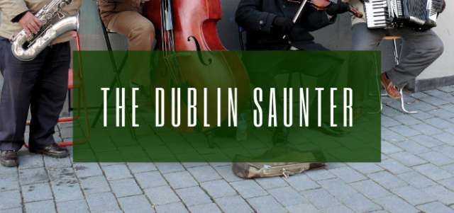 The sound of the streets in Dublin