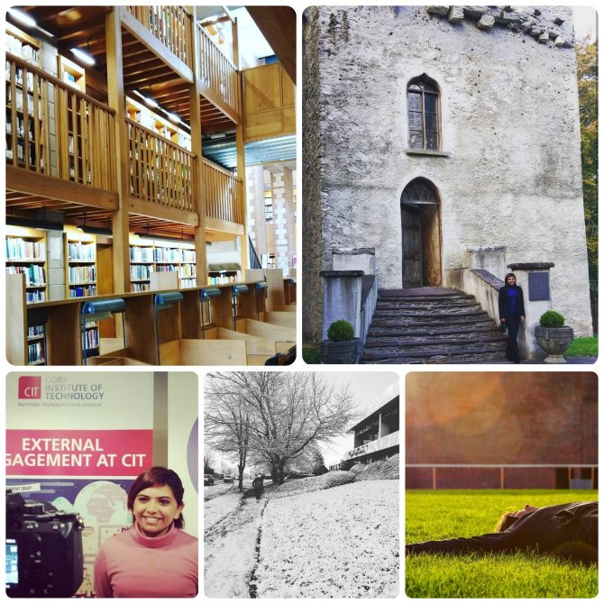 Collage of Cork Institute of Technology