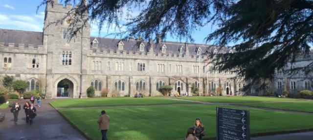 Grounds of University College Cork