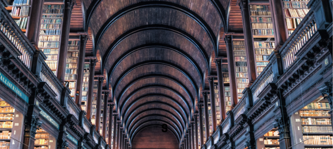 Trinity College — An oasis of calm in the heart of Dublin city