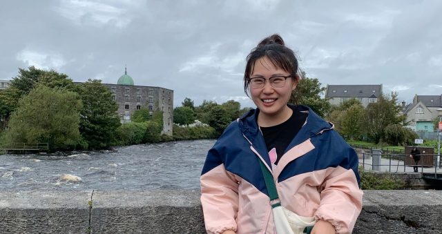 A great first impression—studying in Ireland