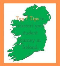 Top 7 Tips for kickstarting your student journey in Ireland