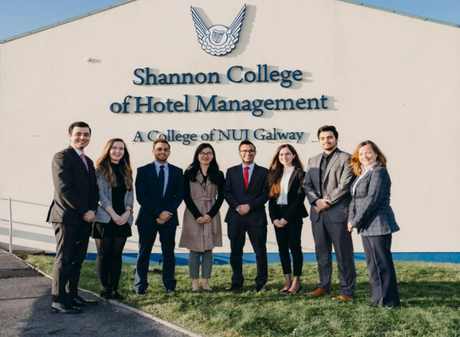Extraordinary experiences, brilliant college:  studying hospitality in Shannon