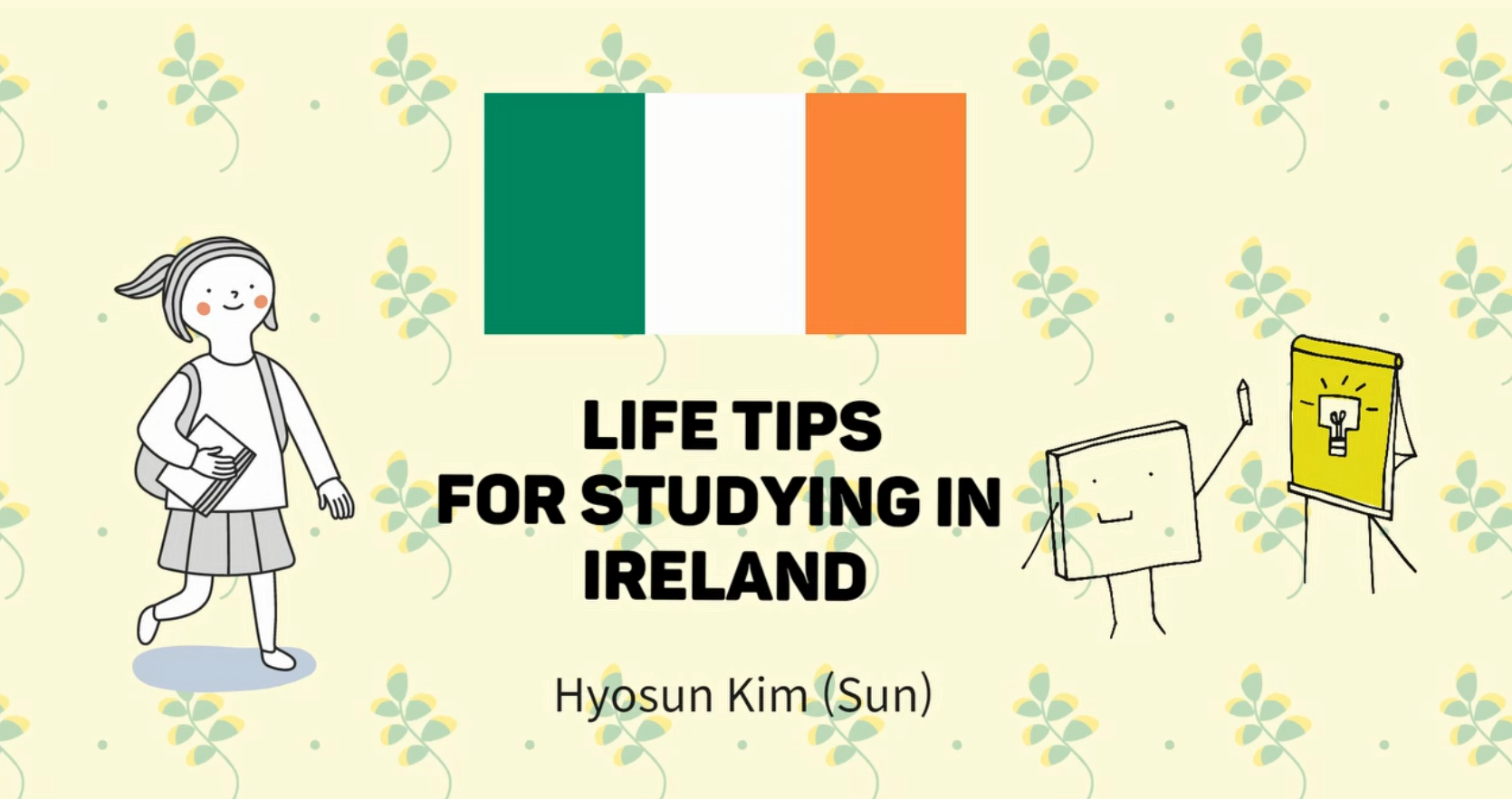 Tips for international students coming to Ireland