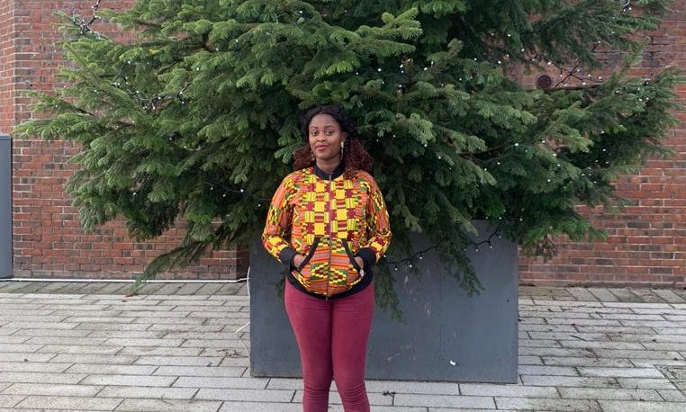 Sierra Leone student blown away by her first Irish Christmas