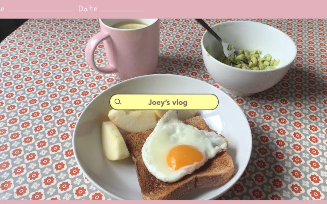 My daily life: Joey Lim Yoo Yi