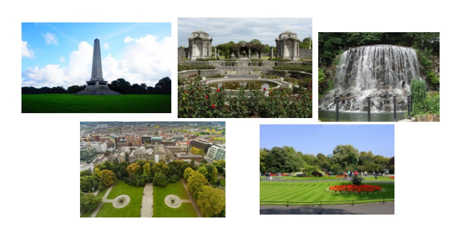 My favourite parks in Dublin