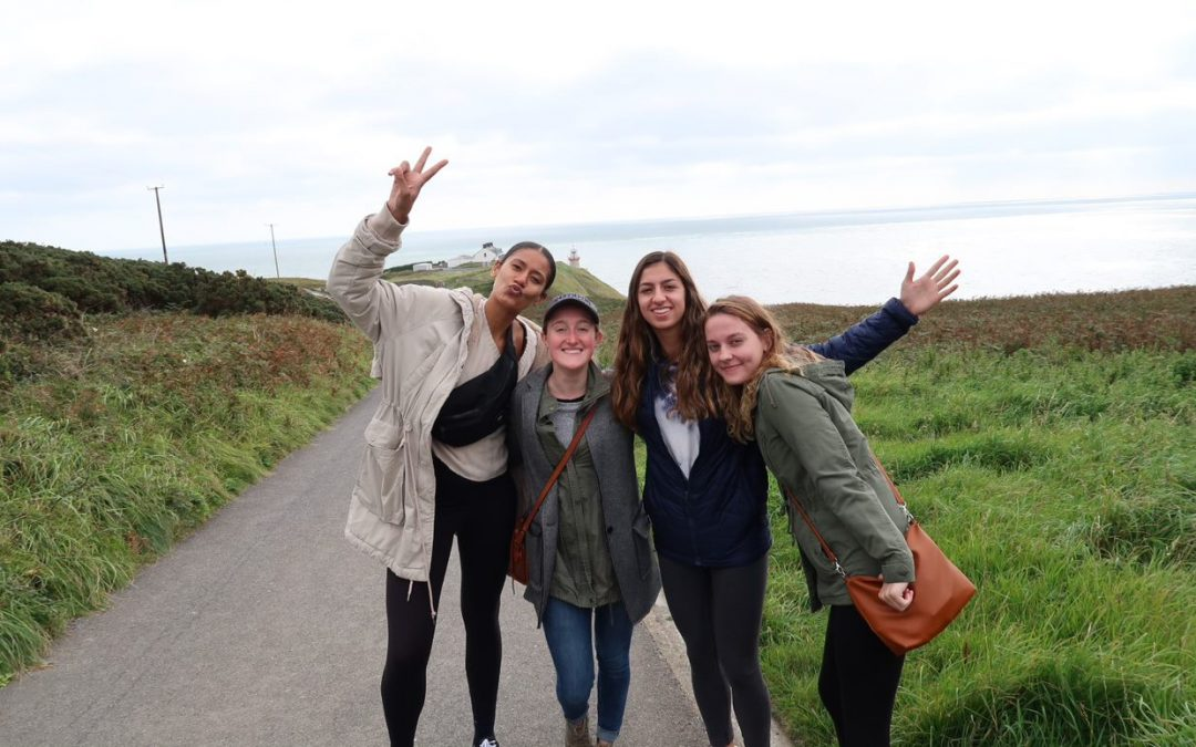 From New York City to Dublin, Ireland: How I made friends and managed homesickness